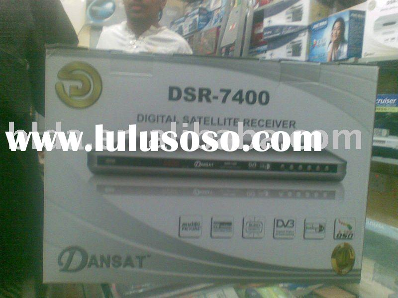 digital satellite receiver dvb digital satellite receiver software Dansat7300