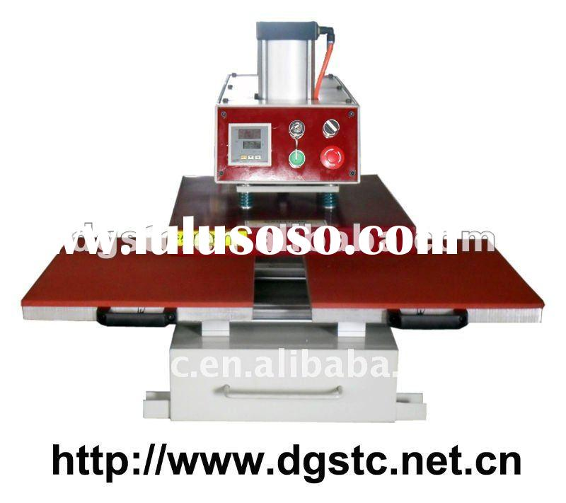 digital t shirt printing machine,Pneumatic twin tables thermal printing machines