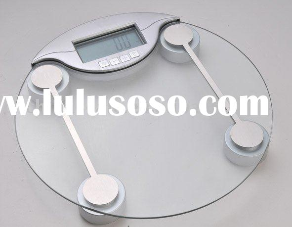 electronic Body fat and water Scale