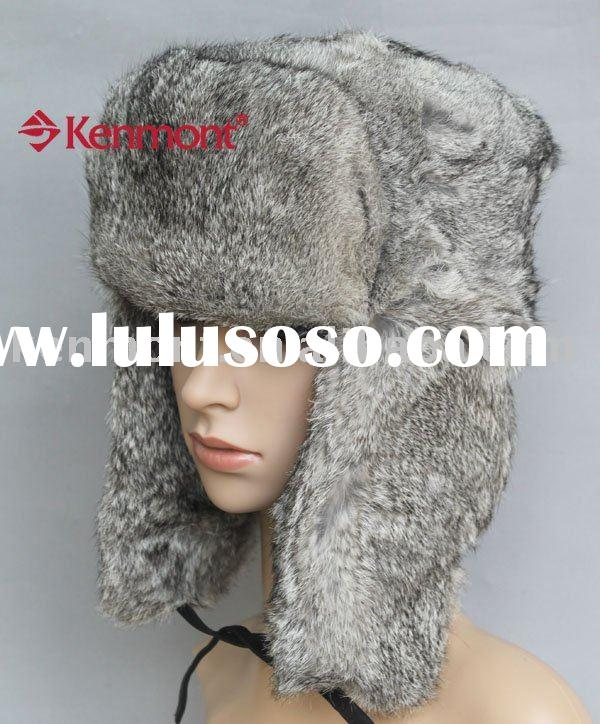 fashion rabbit fur hats
