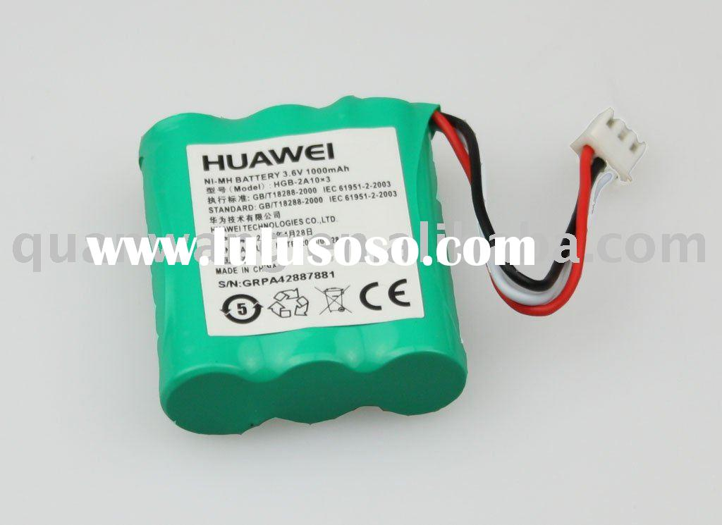 fixed wireless terminal battery(huawei battery HGB-2A10*3)