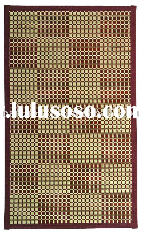 floor carpet in various designs and colors