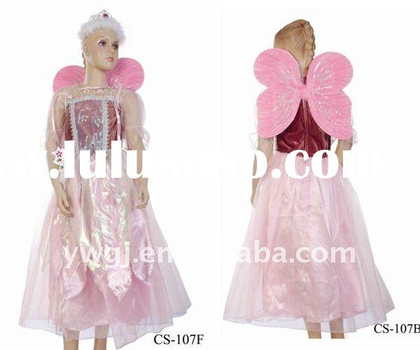 girls festival costumes party queen costume dresses party dress angle wing girls party dress angle w