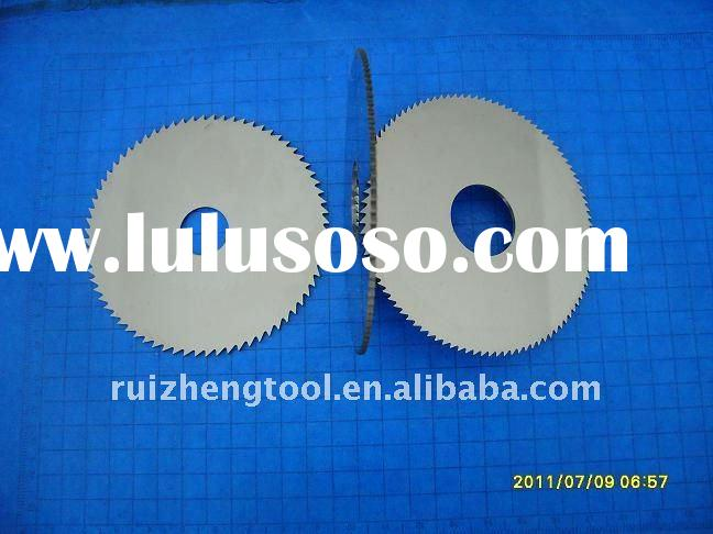 good quality cheap price competitive carbide slitting saw blades
