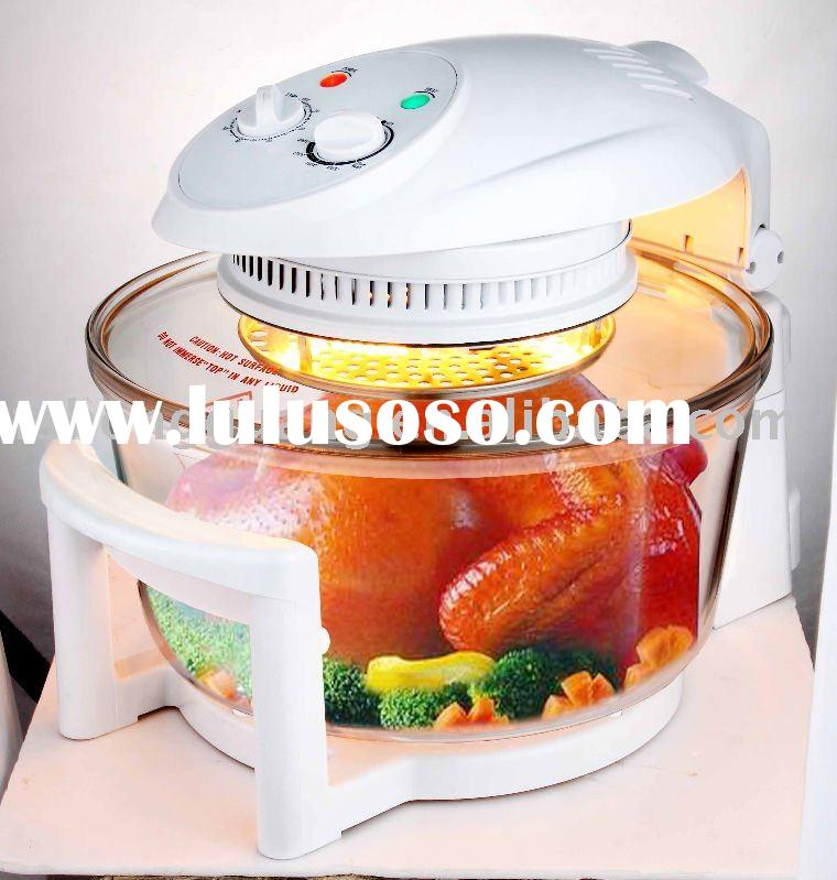 halogen convection toaster oven