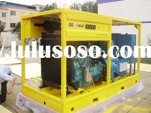high pressure cleaning machine LF-50/80, high pressure water blaster, water jet machine, cleaning eq