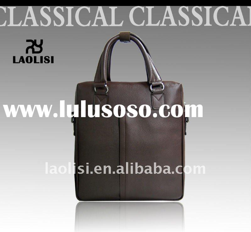 high quality leather designer handbags for men