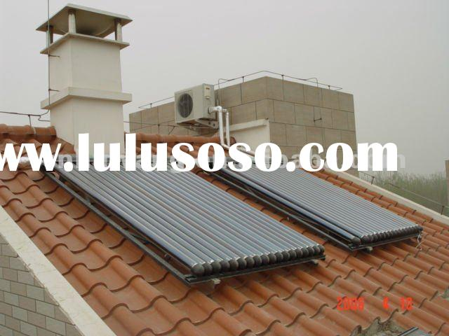 high quality split solar water heater system