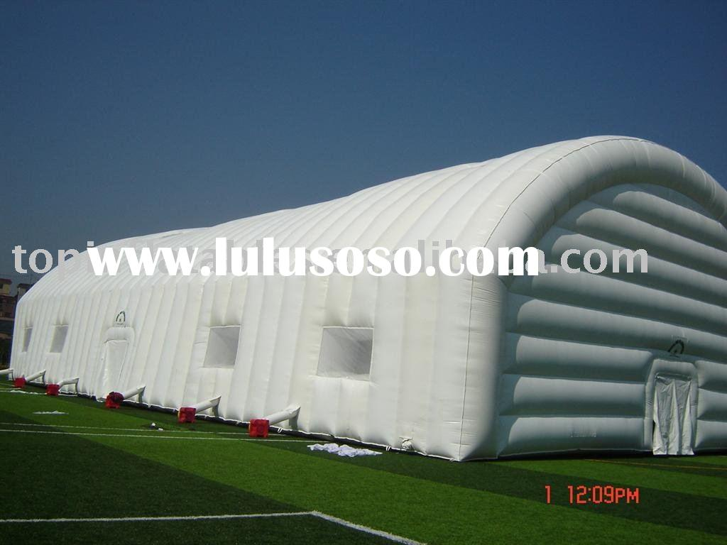 inflatable tent/price/football/fabric/camping/advertisment/tents providers
