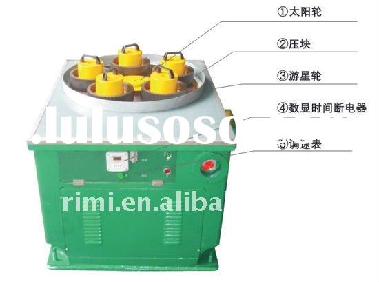 lapping machine and polishing machine and grinder and flat face lapping