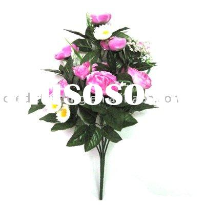 light up decorative foam artificial flower