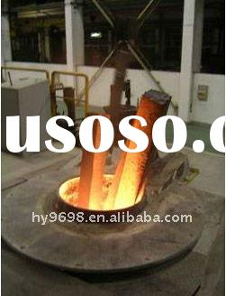 low frequency induction melting furnace for copper,aluminium,steel.