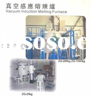 medium frequency induction melting furnace and vacuum induction furnace