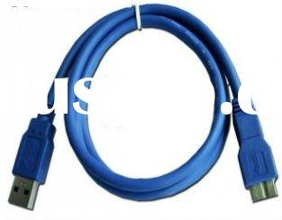 micro USB 3.0 laptop data transfer cable