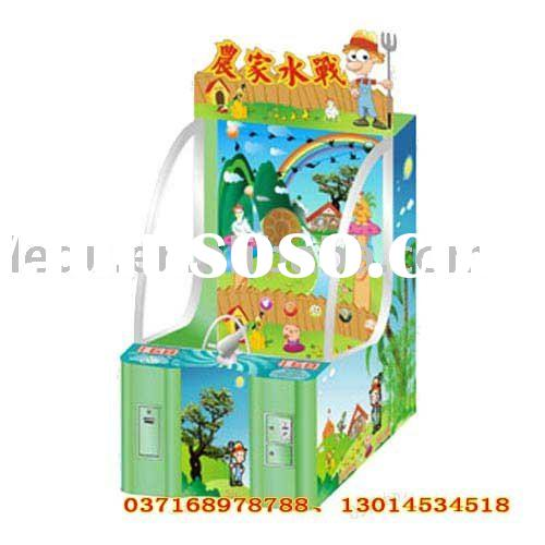 new design farm water war game machine, amusement equipment