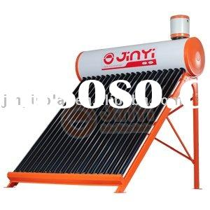 non pressure solar water heater with assistant tank