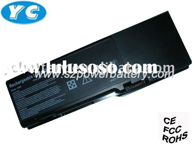 original laptop battery for Dell 6400,E1510