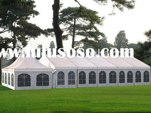 outdoor tent,15M X 25M Tent,PVC cover,water and fire-proof,Aluminium Frame,easy to assemble and mova