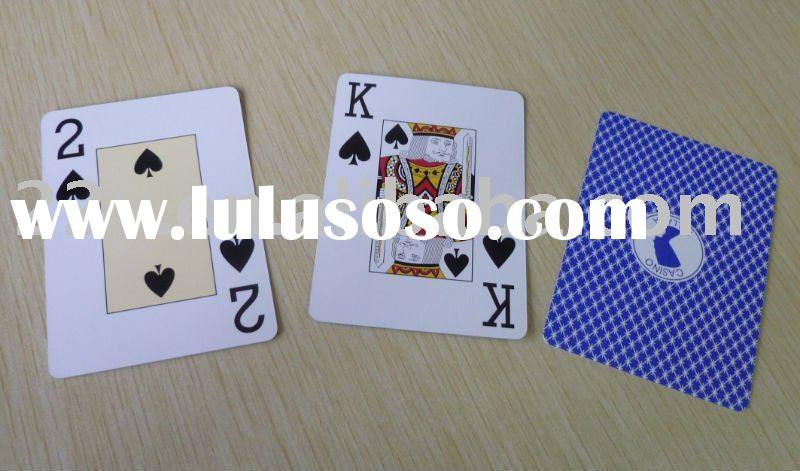 playing cards for casino