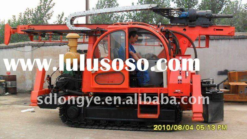 portable water well drilling rig(SLY600)