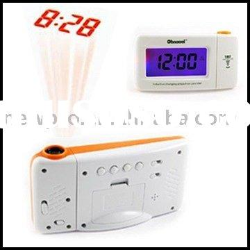 projective clock ,table clock,voice control clock,LED clock,projective clock,digital alarm clock pro