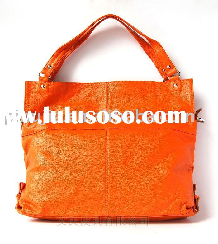 real leather handbags leather goods 100710