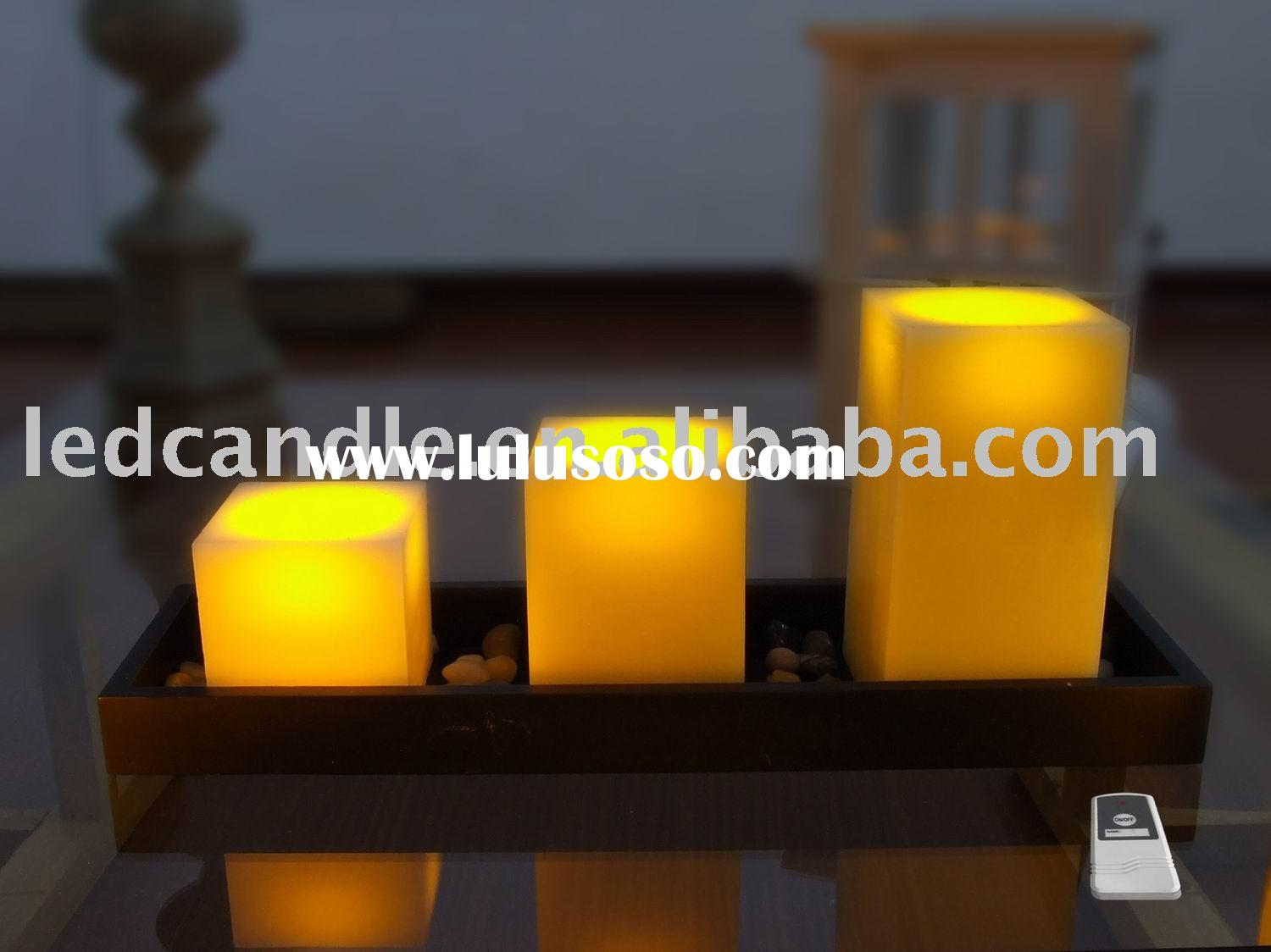 remote Control led candle set, night light