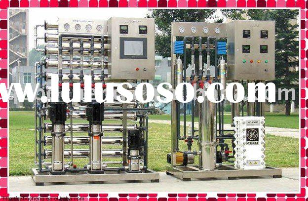 reverse osmosis system/water filter/water treatment equipment/water plant