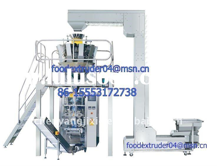 rice/snacks food/dog food/corn flakes/suger/coffee vertical packaging machinery