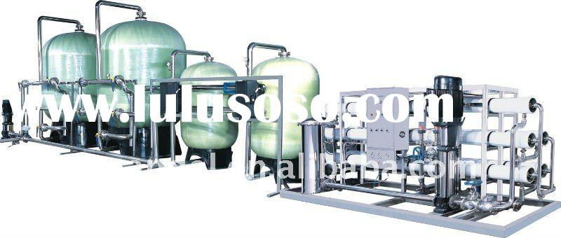 ro water treatment equipment/machine/system (50000L/H)