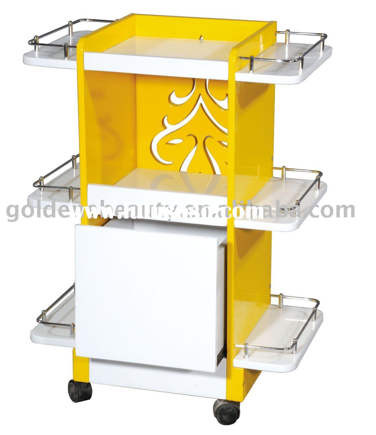salon trolley,hand cart,message trolley,beauty equipment