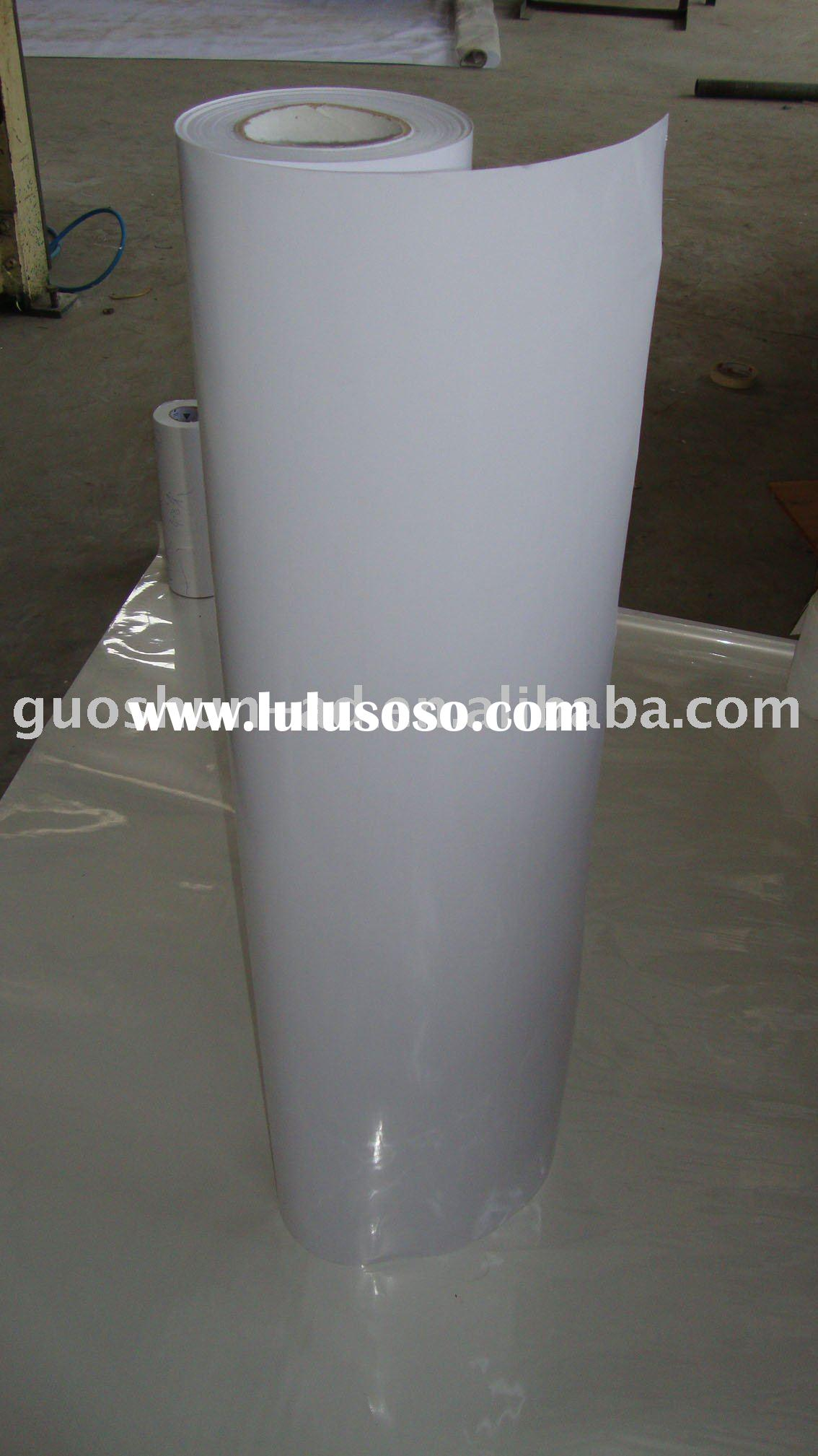 self adhesive vinyl(PVC vinyl films, car warps)