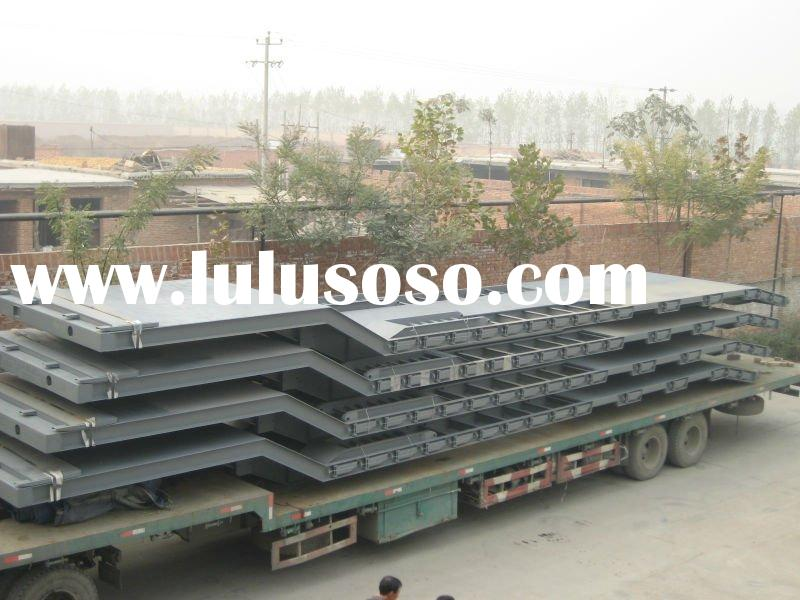 skeleton / flatdeck / lowbed / trailer body / container trailer / trailer chassis