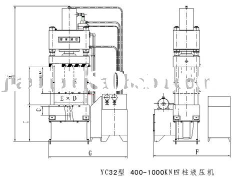 solar water heater lid production equipment