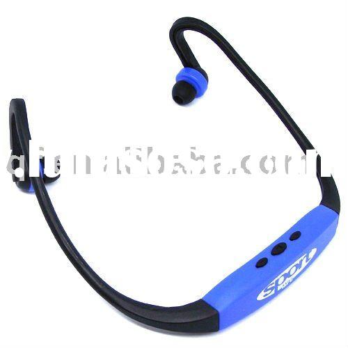 stereo bluetooth headset with mp3 player