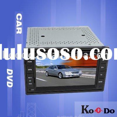 touch button car dvd gps 2 din