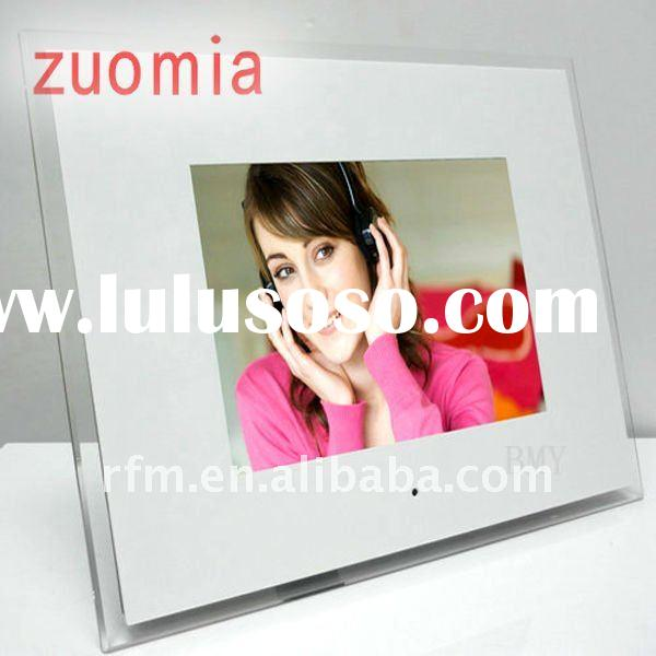 touch screen digital photo frame 15 inch