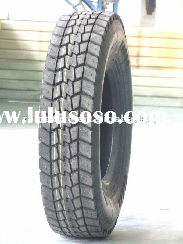truck tires used for trailers in China