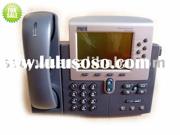 Cisco Ip Phone 7960 User Manual