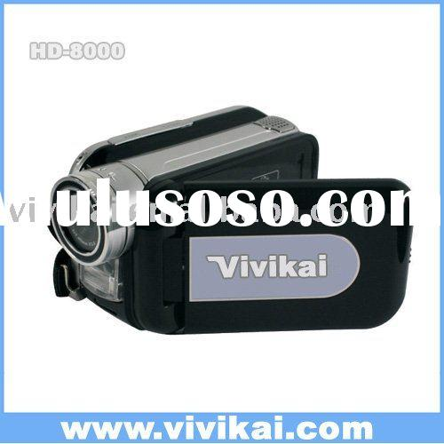 "vivikai HD digital camera/digital video/video camera/camcorder with 720P&3.0"" TFT LCD&P"