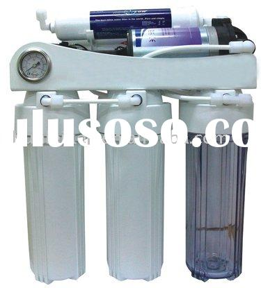 water filtration systems(with pressure gauge)