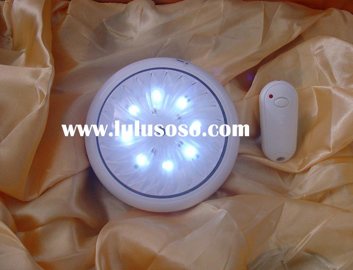 waterproof LED lights with remote control