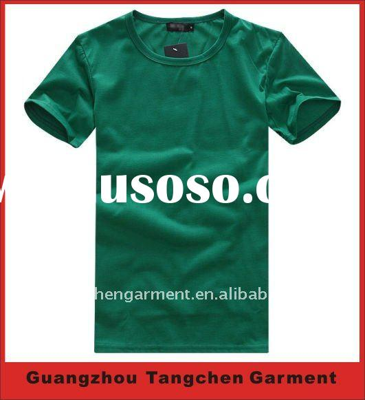 woman wholesale blank t shirts with hot selling