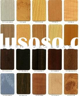 wood grain high pressure laminate