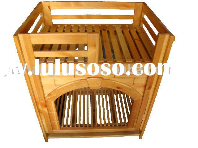 wooden dog house wooden pet cage wooden pet house