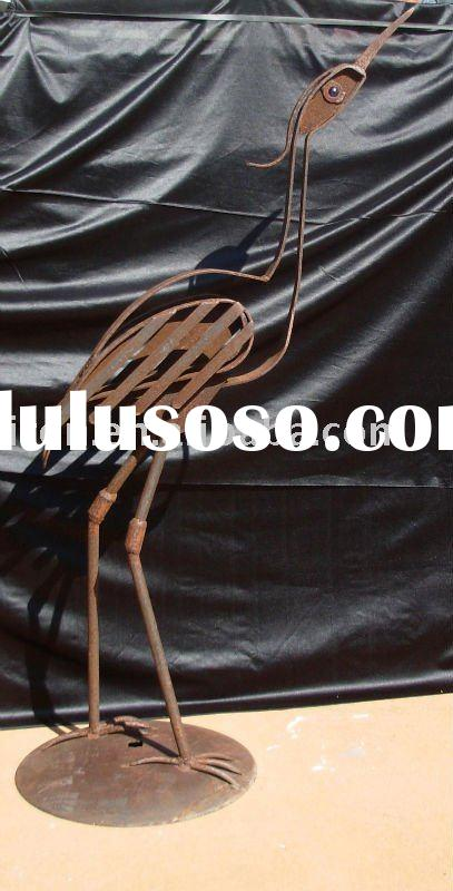 wrought iron decoration garden art furnitures