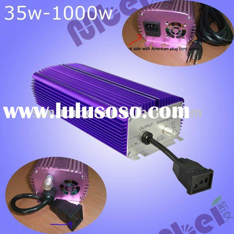 1000W Electronic Digital Ballast for HPS/MH Bulbs