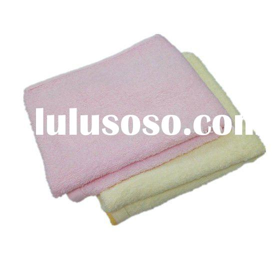 100% cotton reactive printed velour ktichen towel/bath towel