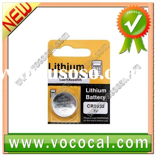 10 pcs of LITHIUM 3V COIN CELL Battery CR2032