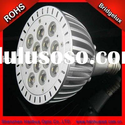 12w(12*1w) E27 par38 high power Spot led lamp